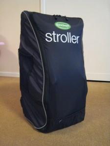 Quicksmart Backpack Stroller