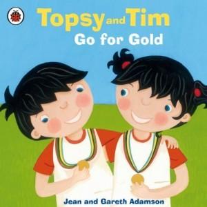 Topsy & Tim Go For Gold