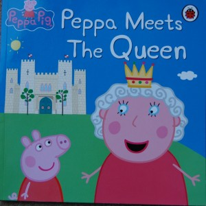 Peppa meets The Queen