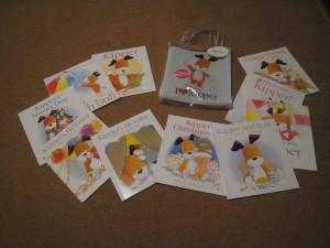 I Love Kipper books by Mick Inkpen