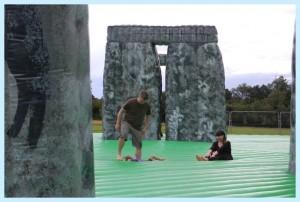Sacrilege 2012 at Cheam Park