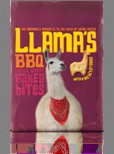 Llama's BBQ baked bites