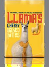 Llama's Cheesy baked bites