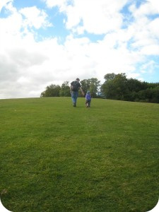Geocaching at Polesden Lacey