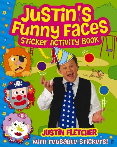 Justin's Sticker Book