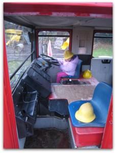 Battersea Park Children's Zoo Fire Engine
