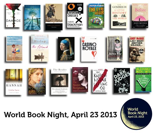 World Book Night 2013