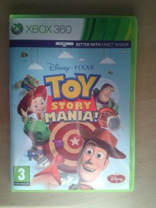 Toy Story Mania for XBOX 360
