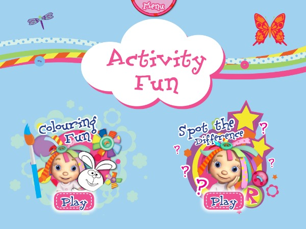 Everything's Rosie Bedtime Activity Fun