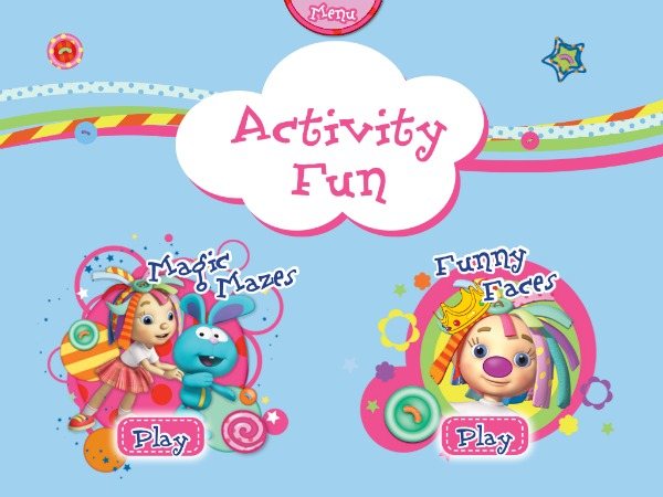 Everything's Rosie Playtime Activity Fun