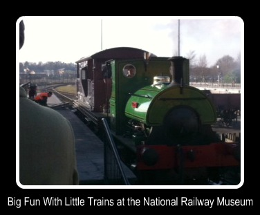 big fun with little trains