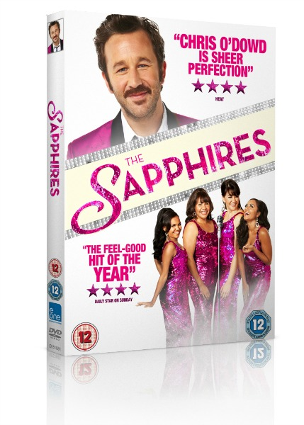 Sapphires DVD Cover
