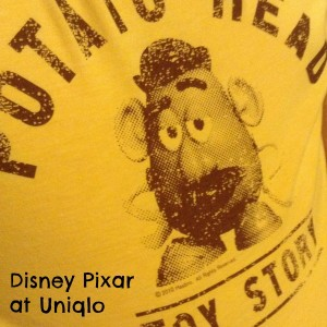 Disney Pixar at Uniqlo
