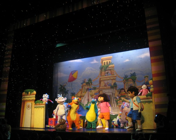 Dora and the City of Lost Toys Finale