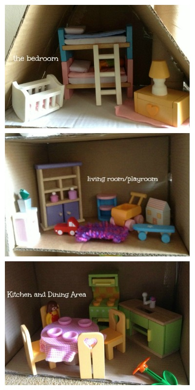 Le Toy Van Furniture Starter Set