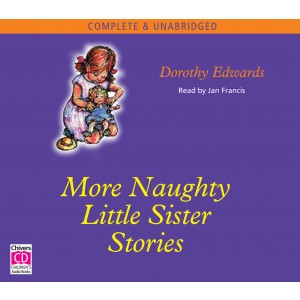 More Naughty Little Sister Stories Audiobook