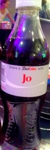 Diet coke Jo