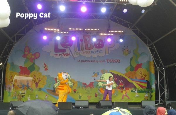 Poppy Cat at Lollibop 2013