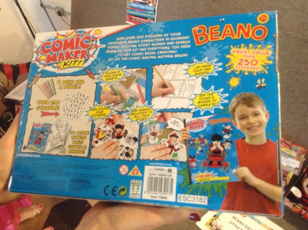 Beano Comic Maker Kit