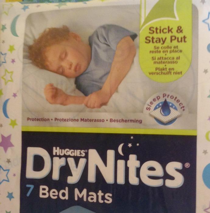 Huggies Dry Nites Bed Mats