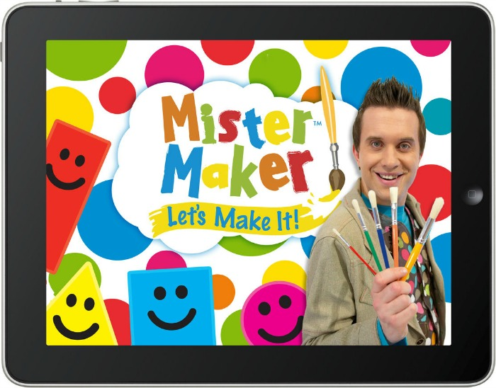 Mister Maker Let's Make It
