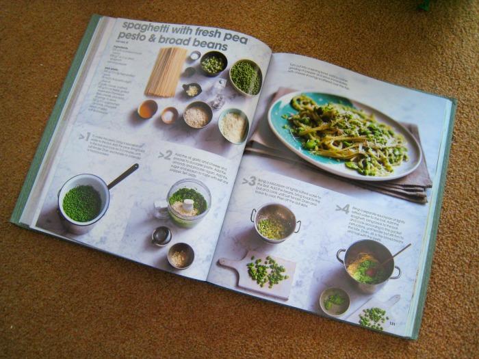 Vegetarian Step by Step recipe