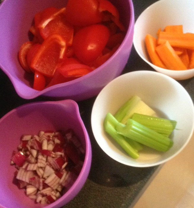 tomato soup quick meals ingredients