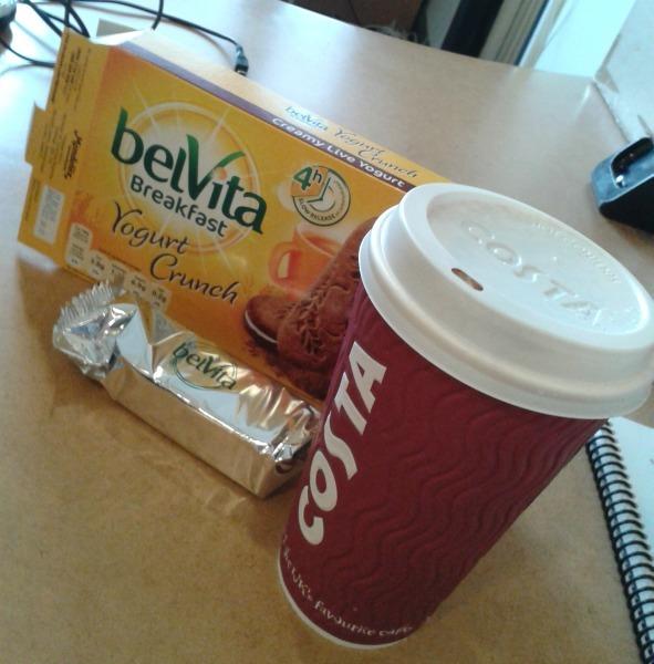 Belvita and Costa