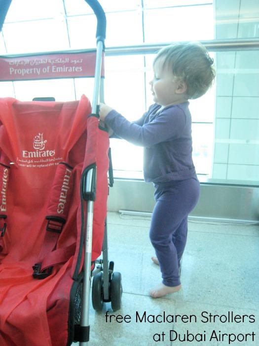 free stroller dubai