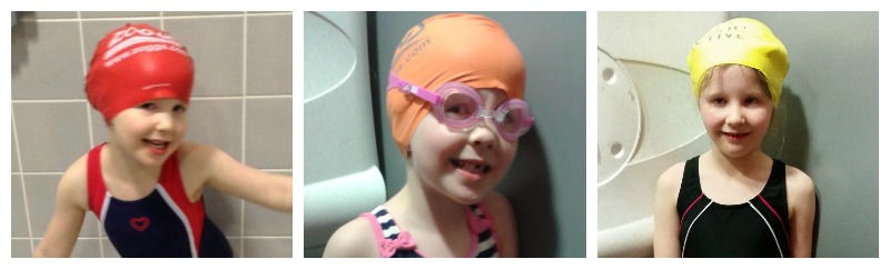 ASA swimming hats