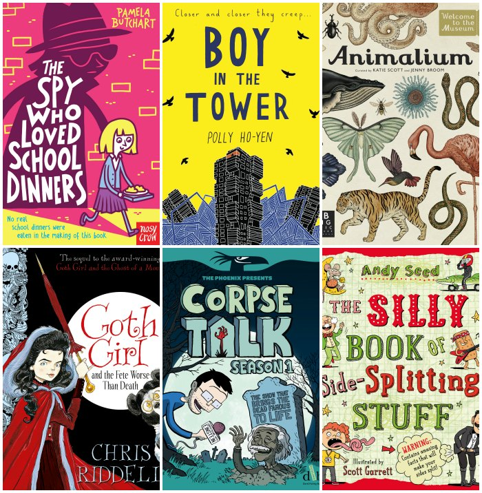 Blue Peter Book Awards 2015 Shortlist