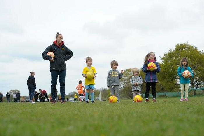 Football Mum of the Year