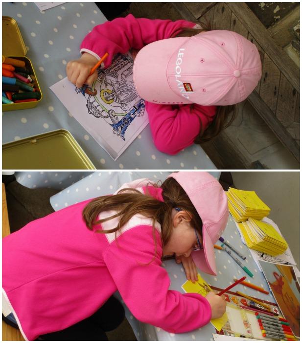 Knole kids crafts