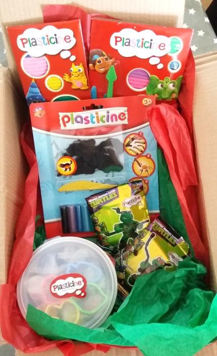 plasticine box