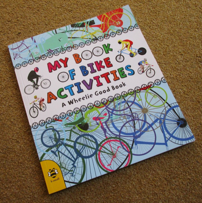 My Book of Bike Activities