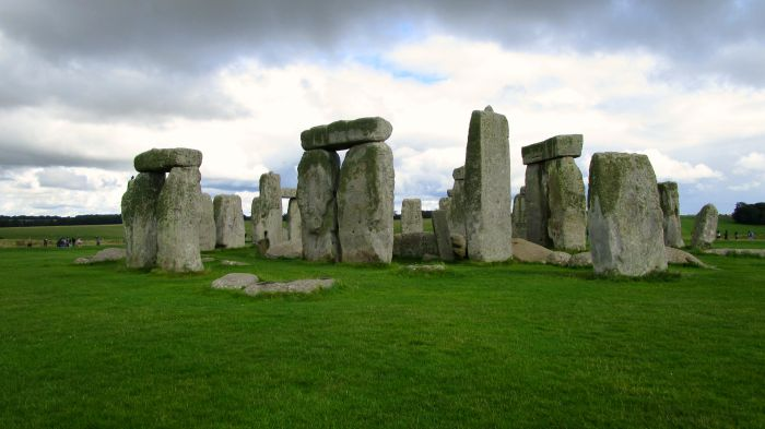 Stonehenge National Trust English Heritage