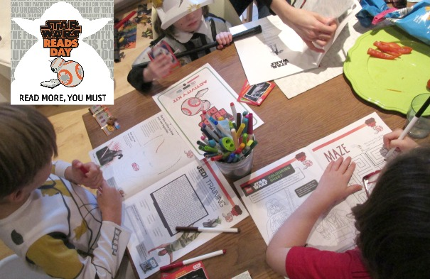 Star Wars Reads Day Activity Kit