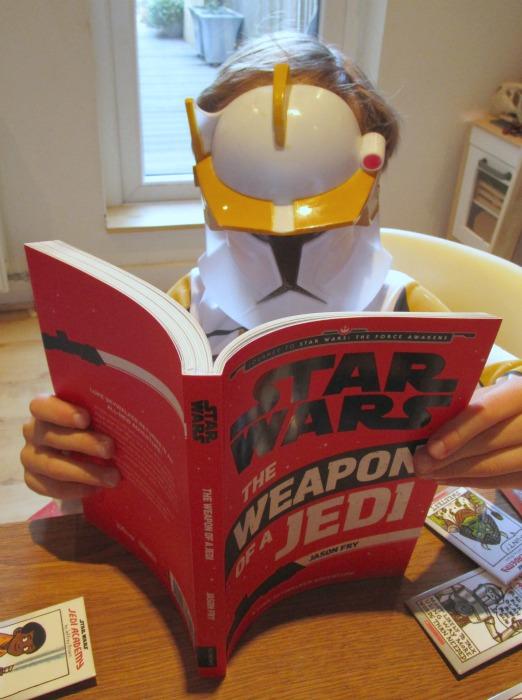 Star Wars Reads Day Commander Cody