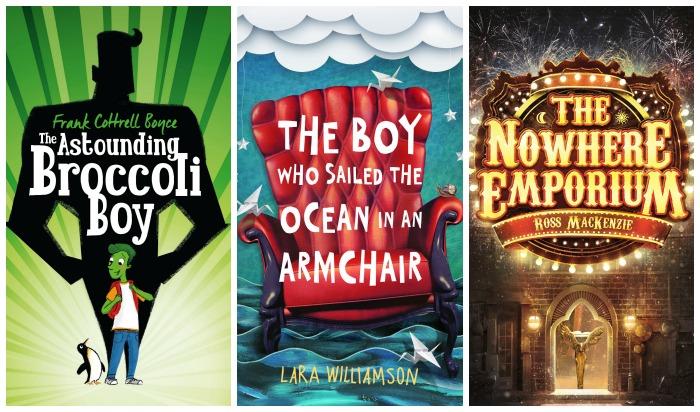 Blue Peter Book Awards 2015 Shortlist Best Story