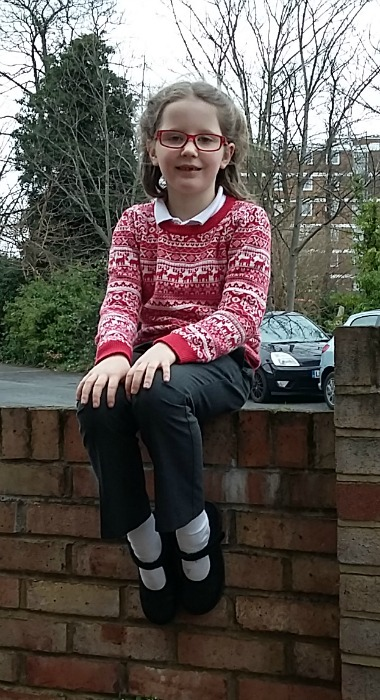 H christmas Jumper day