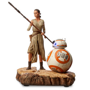 The Force Awakens - Rey and BB-8 Limited Edition Figurine