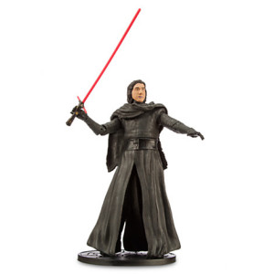 The Force Awakens Kylo Ren unmasked