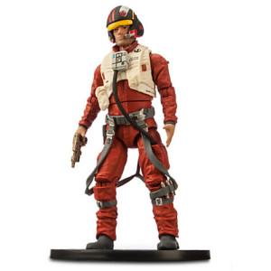 The Force Awakens Poe Dameron figure