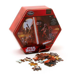 The Force Awakens 300 Piece Puzzle Tin