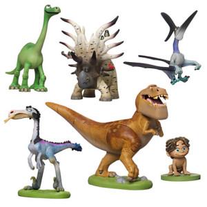 The Good Dinosaur Figurine Playset