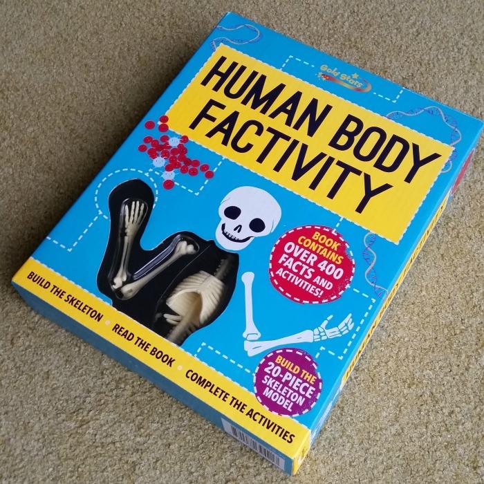 Human Body Factivity Box Set