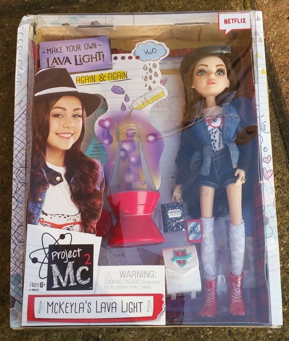 Project Mc2 McKeyla doll