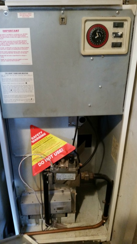 When your gas boiler is switched off for safety reasons, Leaky Flue Safety Warning Gas Boiler