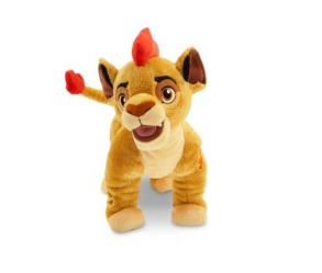 Lion Guard Kion at disney stores uk