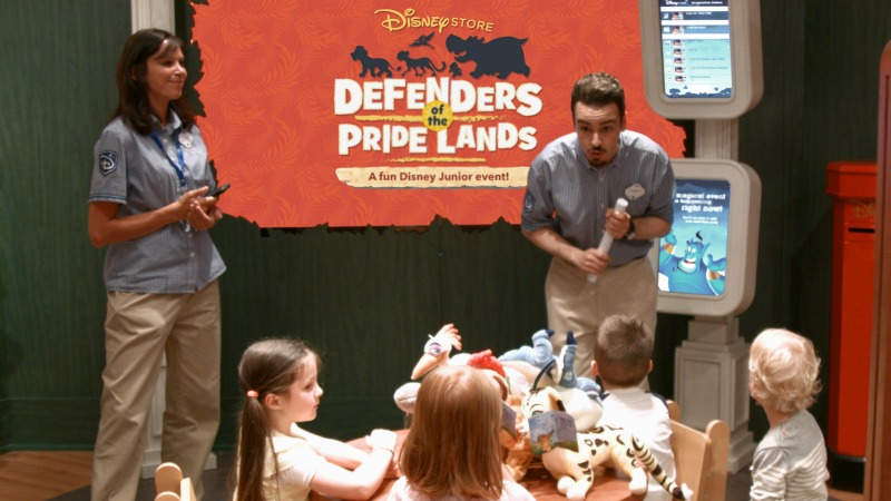 The Lion Guard Defenders of the Pride Lands